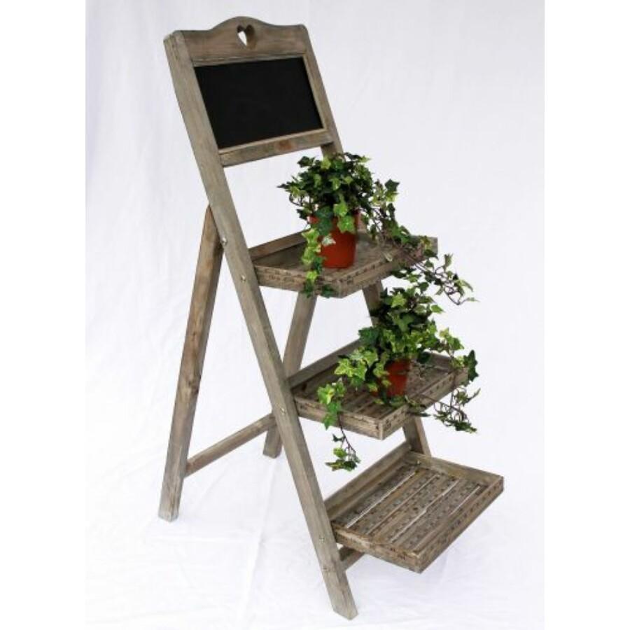 Holz 12061 viráglépcső - virágállvány 110cm