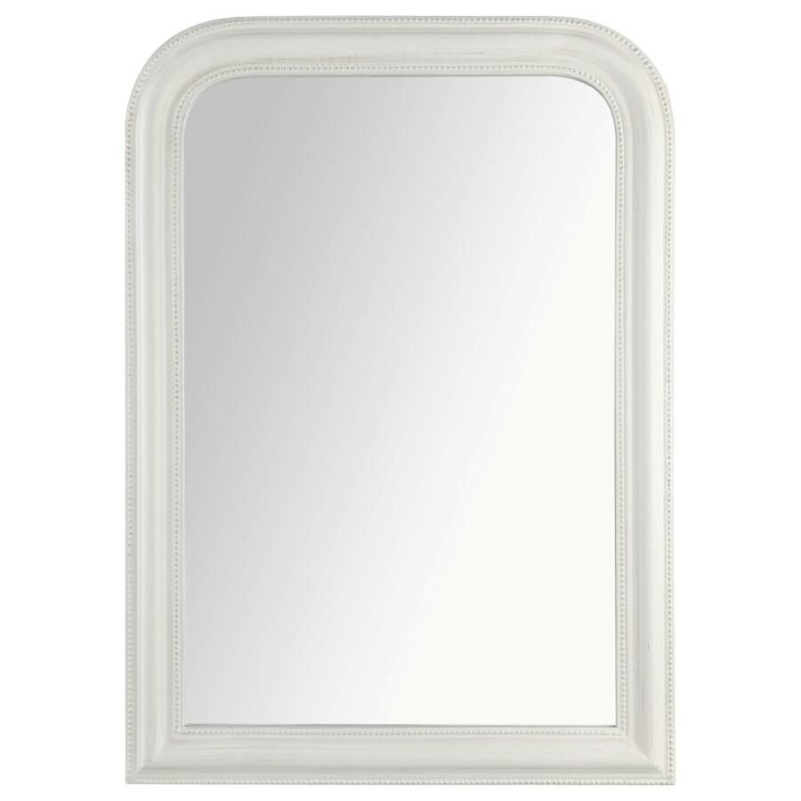 Adele tükör fehér kerettel