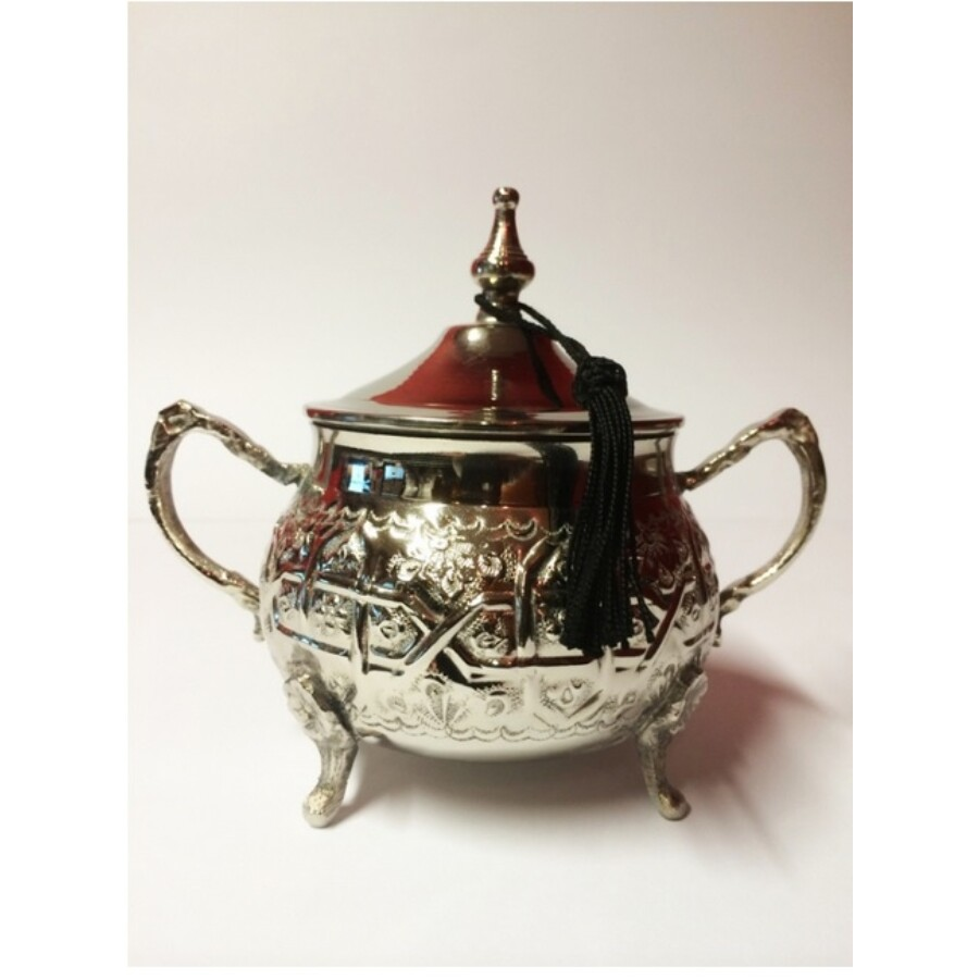 Afsana marokkói teázási kellék tartó tál