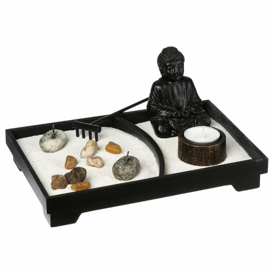 Buddha dekoráció I.