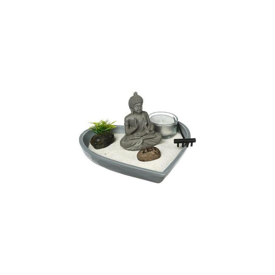 Buddha dekoráció IV.