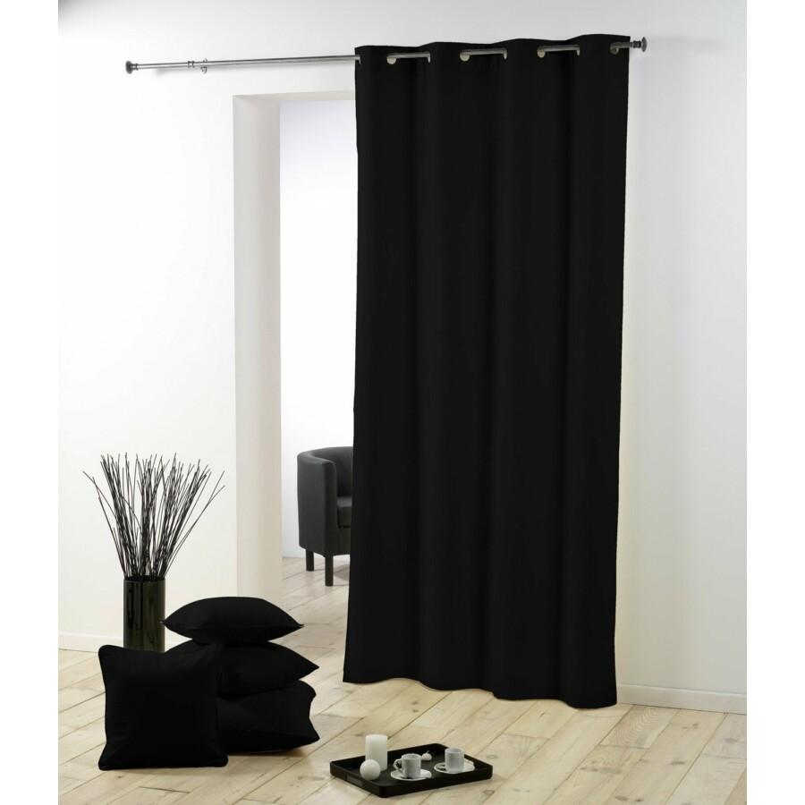 Carmen függöny fekete