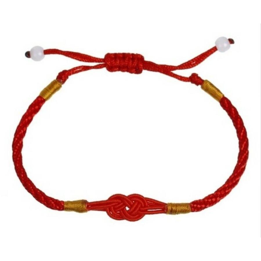 Áldást hozó buddhista mala karkötő