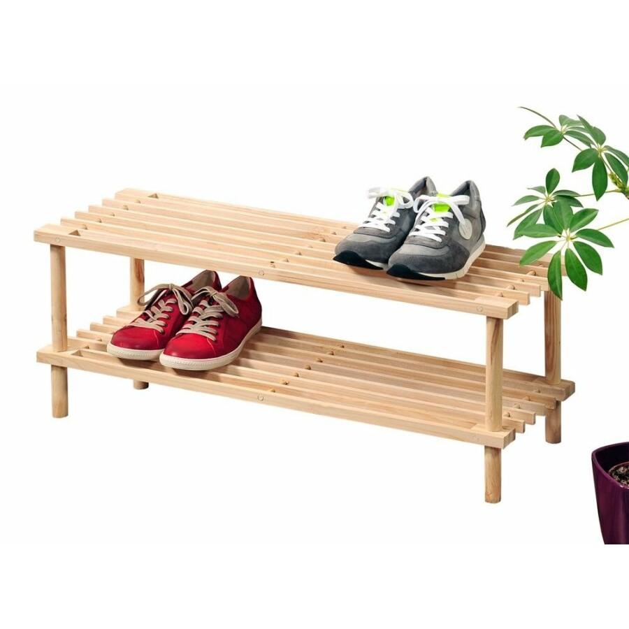 Kesper cipőtartó 2 szintes
