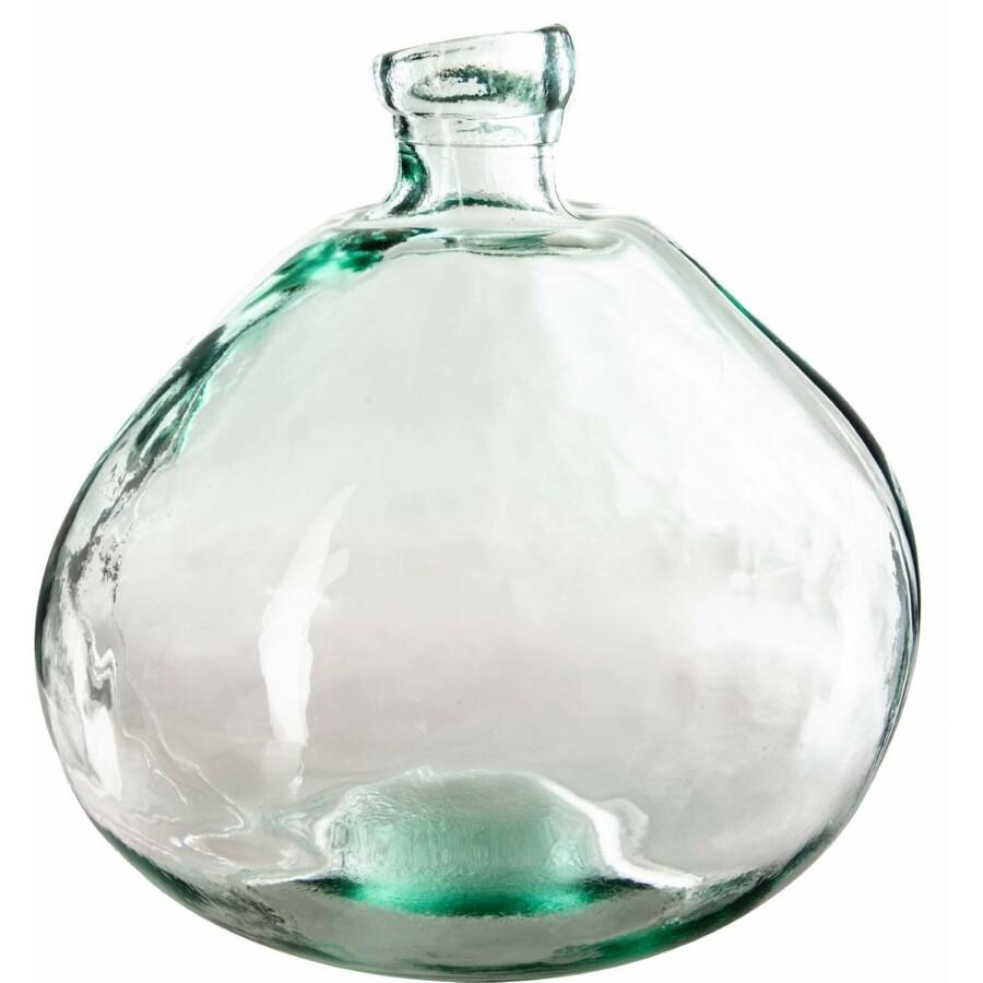 Váza újrahasznosított üvegből